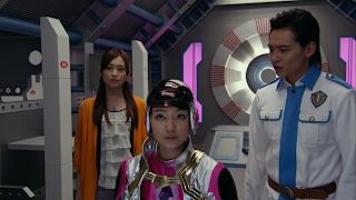 Metal Heroes Space Sheriff Gavan Type-G Geki Shelly Itsuki