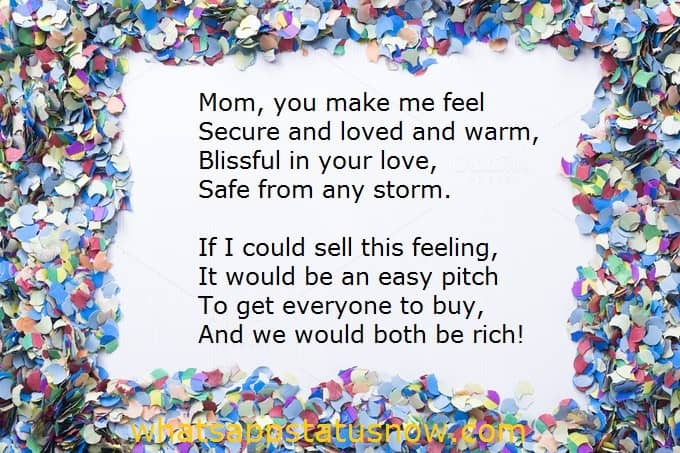 mothers day poems poetry for mom on mothers day oukasinfo