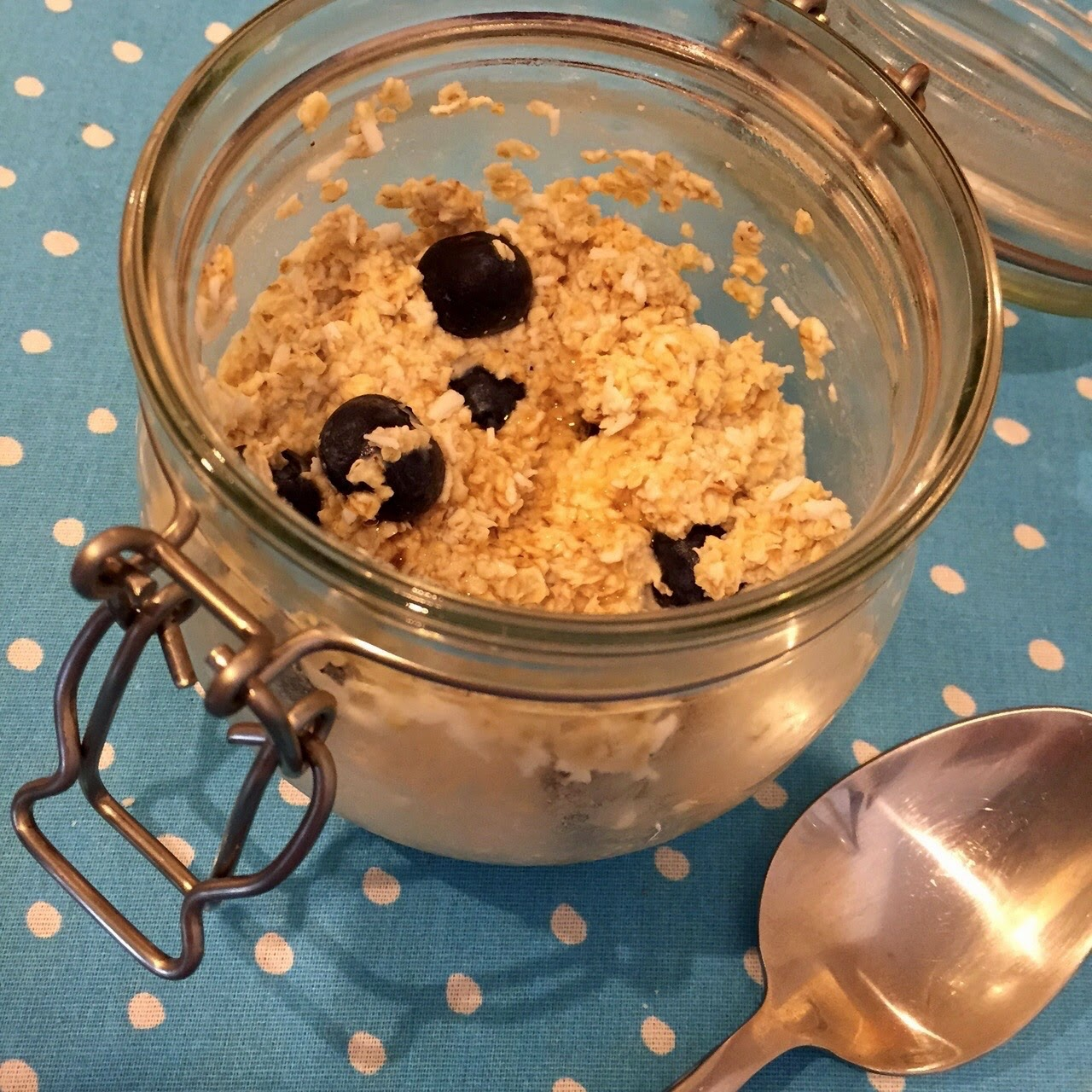 overnight oats how to make blogger review