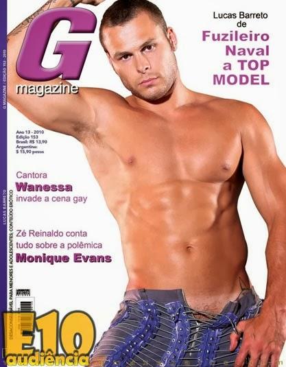 Fotos De Lucas Barreto Na G Magazine