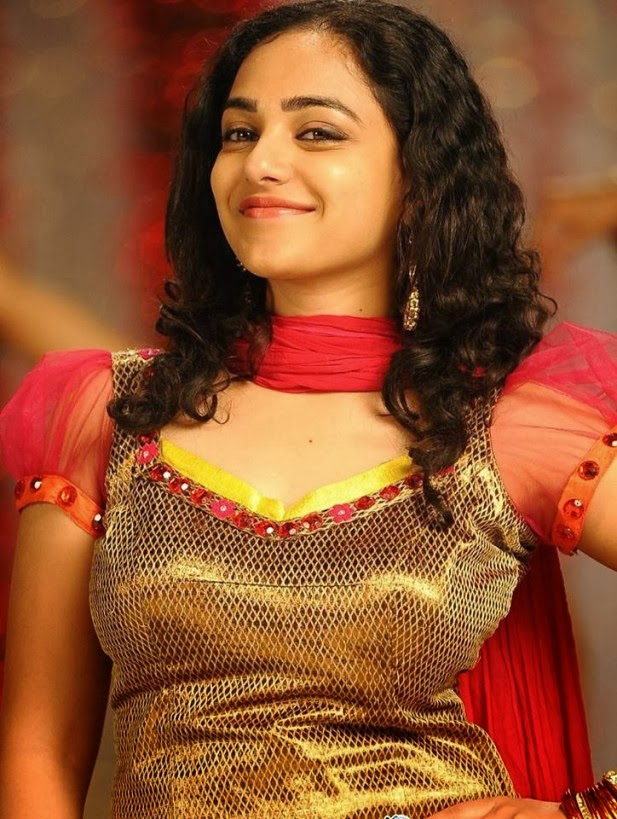Nithya Menon Hot Photos Sexy Pictures Actress Nitya Menen Spicy Wallpapersnitya Menon Is A An Indian Heroine Who Is Basically A Malaya Lee But Is Very