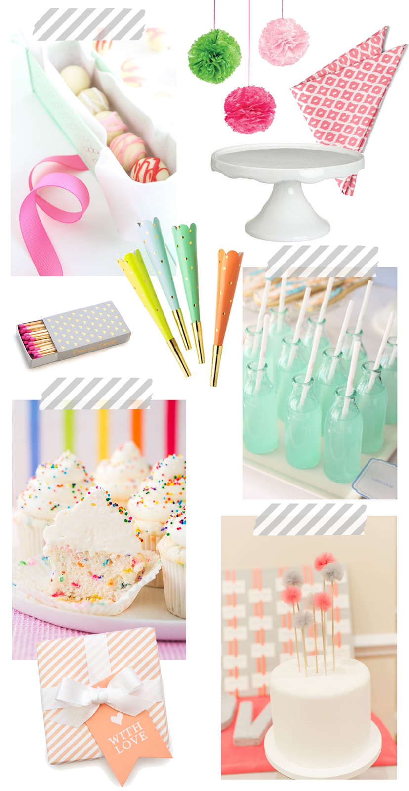 where to find party supplies