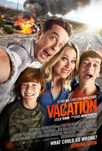 Vacation (BRRip 720p Dual Latino / Ingles) (2015)