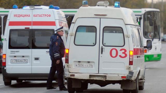 Рано утром 11 декабря в лесу под Сергиевым Посадом найден труп женщины