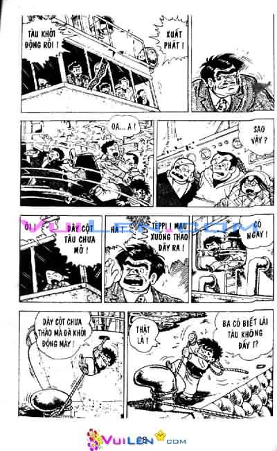 Siêu quậy Teppi chap 39 - Trang 85