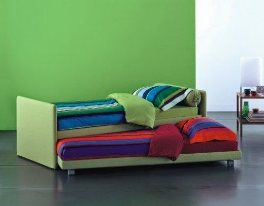 Duetto by Flou daybed