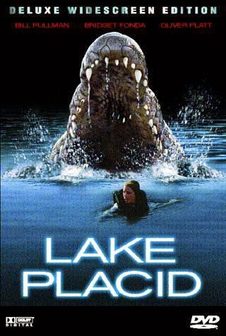 Lake Placid 1999 Hindi Dubbed 480p DVDRip 300mb