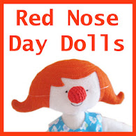 Red Nose Day Dolls