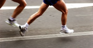 Marathon after knee replacement in India
