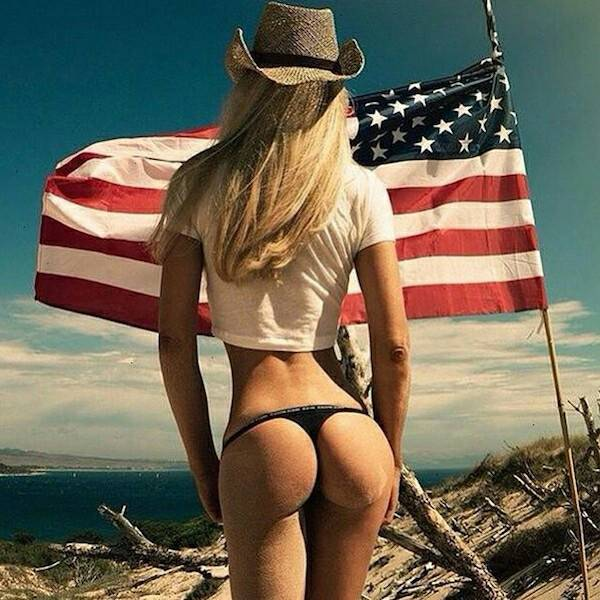 All clear, Nicest ass in america will