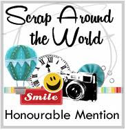 Snag if you received an <br> Honourable Mention!