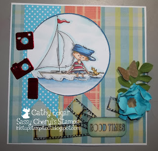 Quiet Moments, Sassy Cheryl's Stamps