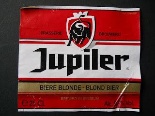 jupiler belgian beer