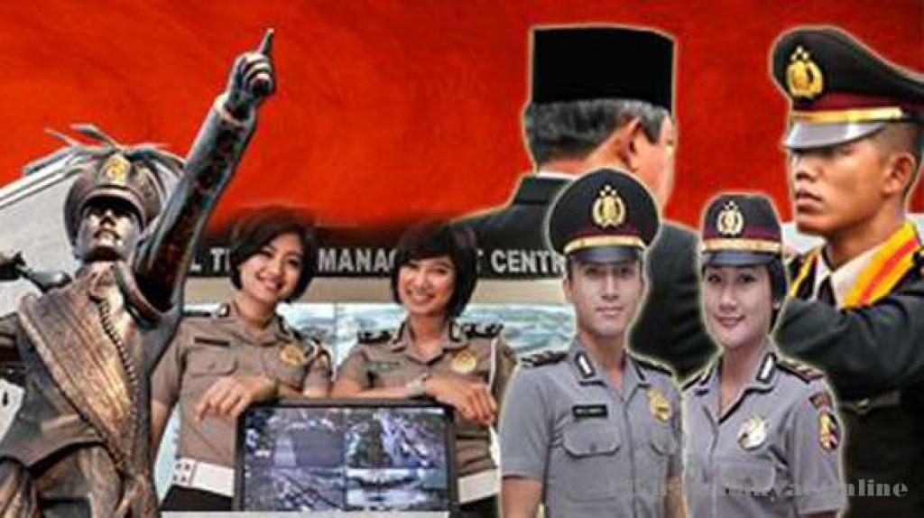 Web Penerimaan Polri | www.penerimaan.polri.go.id