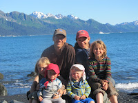 The Fam In Alaska