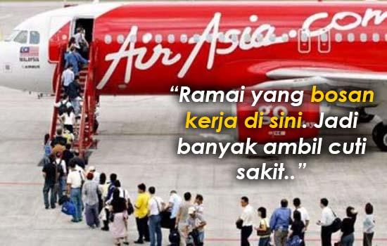 Konspirasi 13 juruterbang Air Asia didedahkan