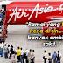 13 Juruterbang Air Asia jatuh sakit sebenarnya dirancang