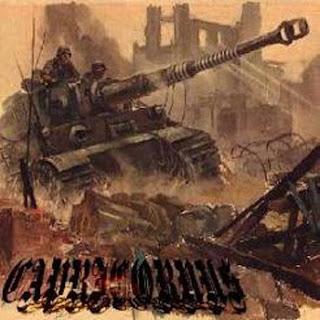 Capricornus - Brennendes Jerusalem [EP] (1999)