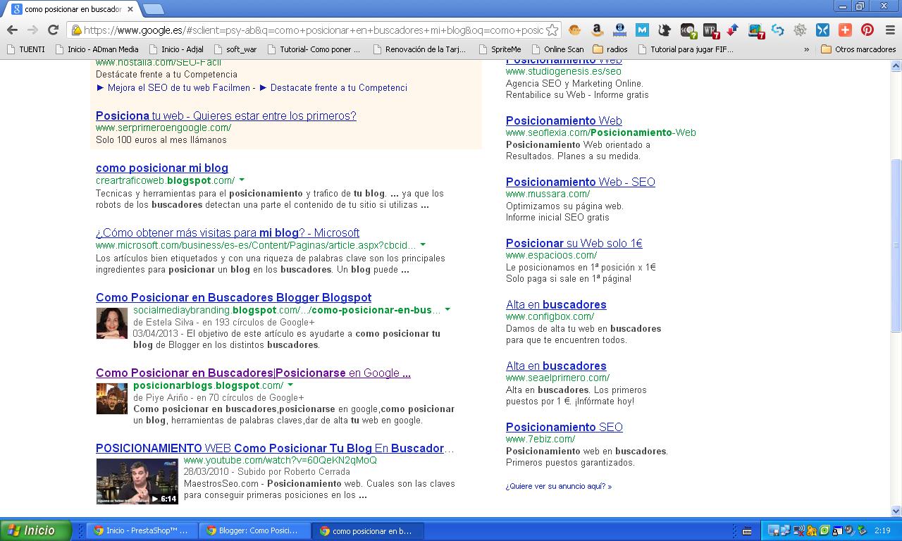 Utilizar Perfil Google Plus para Posicionar Web