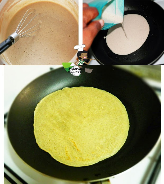 Plantain Pancakes : How to Make Plantain Pancake (with ripe & over ripe plantains), paleo diet, plantain recipes