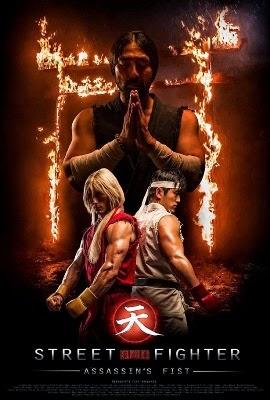 Street Fighter: Punho do Assassino 1ª Temporada Legendado