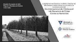 Dia Internacional de l'Holocaust 2020