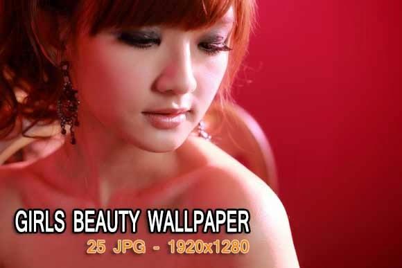 Girls Beauty Wallpaper