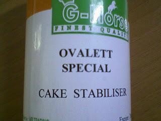 cake stabiliser