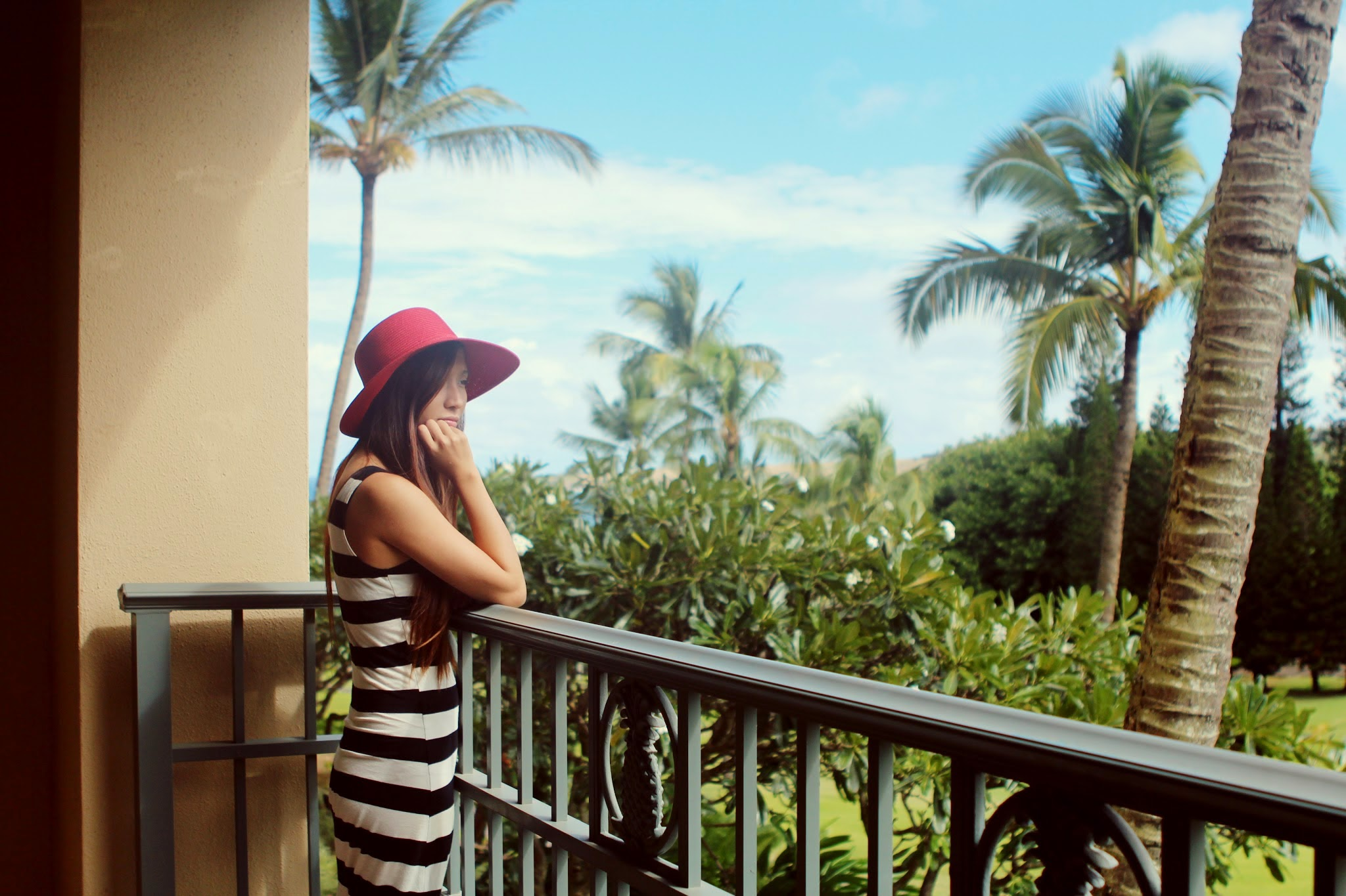 OOTD Ritz Carlton Maui Hawaii