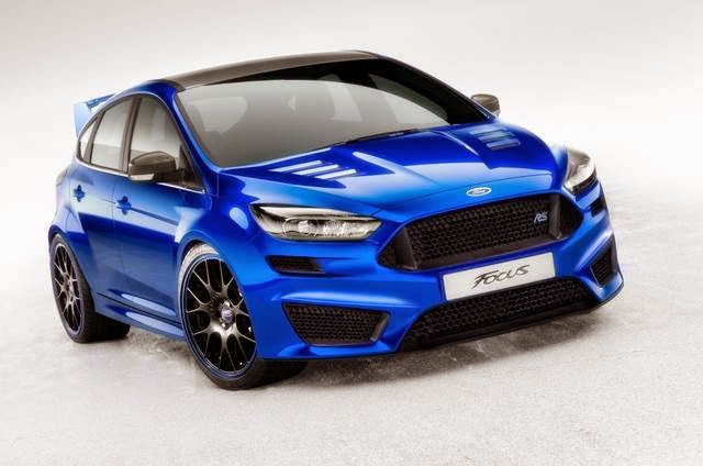2015 Ford Focus RS USA Price