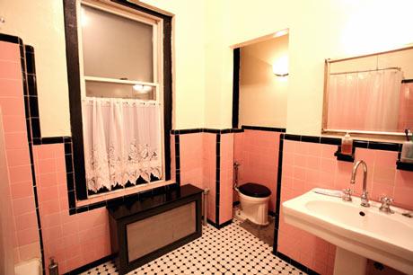 Art Deco Bathrooms Collar City Brownstone