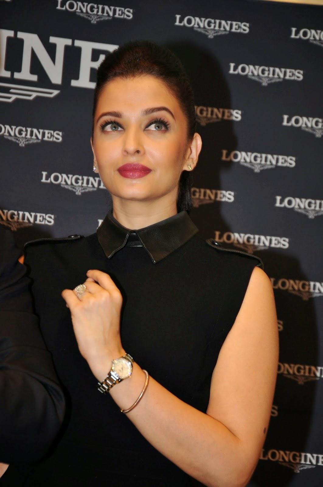 Aishwarya Rai Bachchan inaugurates Longines boutique