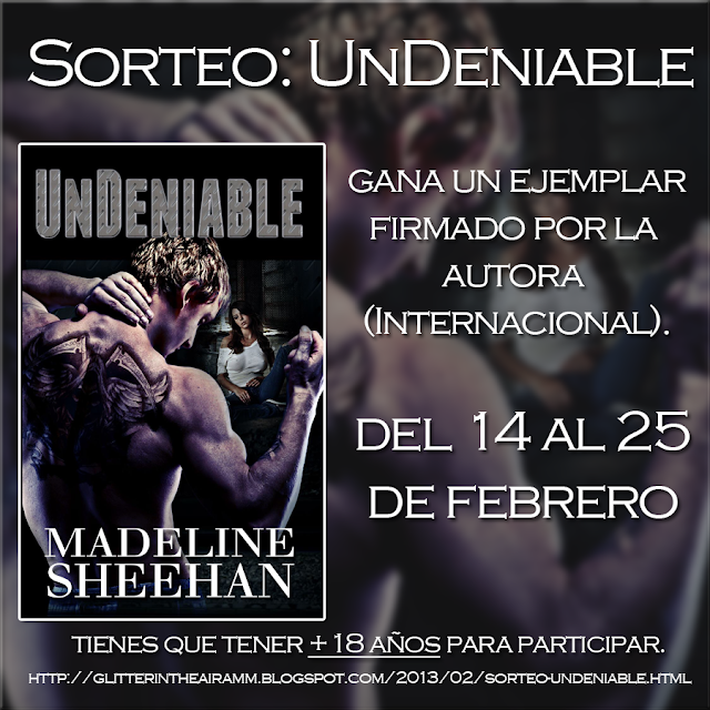 Sorteo: Undeniable