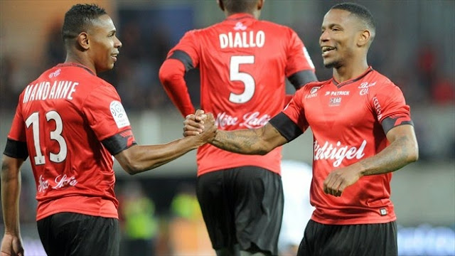 Highlights Guingamp 2 – 1 Toulouse (Ligue 1)