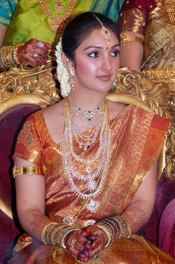 Ujoboffers Actor Sridevi Wedding Pictures Part 1