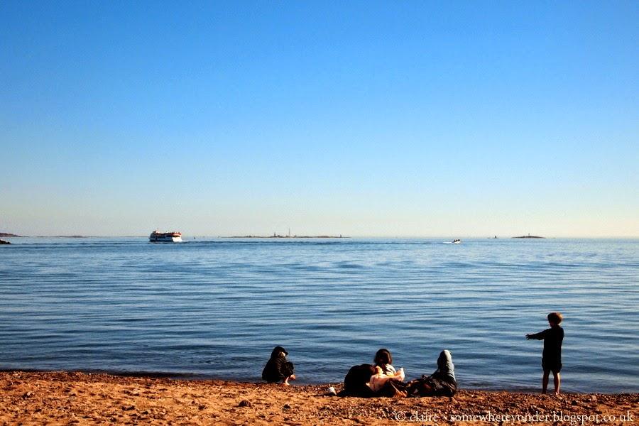 Waterfront - Helsinki, Finland