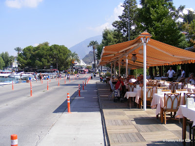 Iskele Restaurant In Front Of Fethiye Theatre