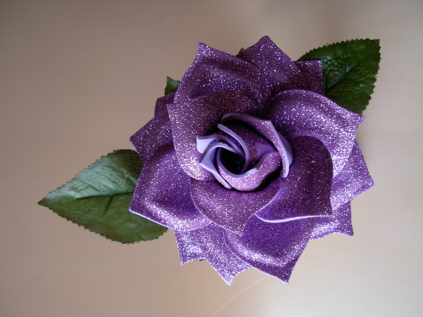 Confeccion de flores con goma eva imagui - Flores con goma eva ...