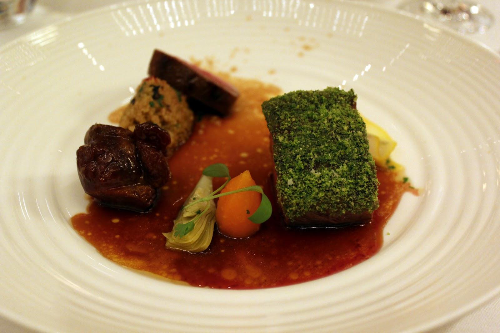 Muffin + Tim Tam's Gastronomic Adventures: Gordon Ramsay at the London ...
