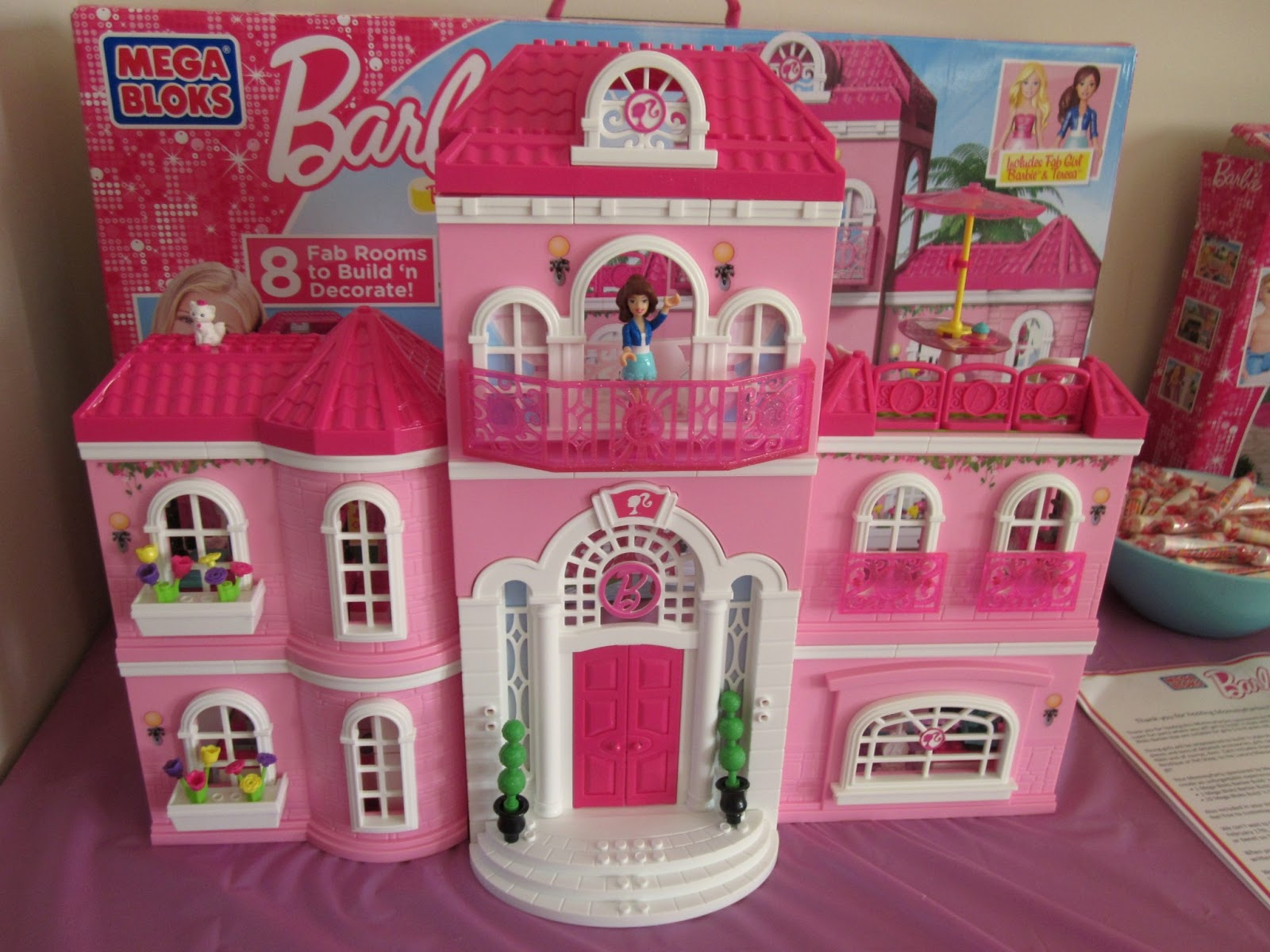 Take Home Gift Each Girl Got The Bottom Is The Amazing Dream House I