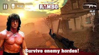 Rambo 1.0 Mod Apk (Cartridges)