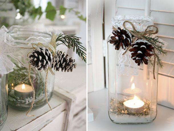 Geborgen in god gezellige thuisideetjes voor de wintermaanden for Kerst ideeen voor in huis