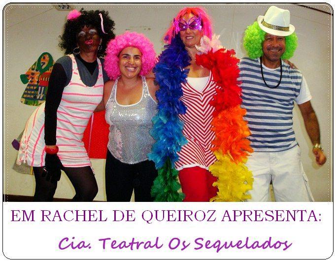 EM Rachel de Queiroz apresenta:PI em ação - Os Sequelados