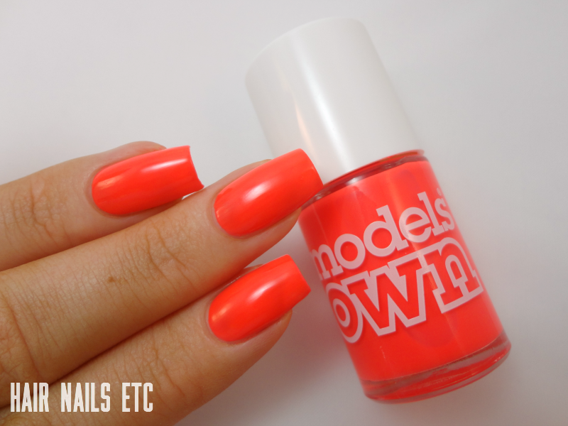 Cocktail Hour - Models Own - Polish for Tans 2 Collection Summer 2015 - Swatches and Review - www.hairnailsetc.com