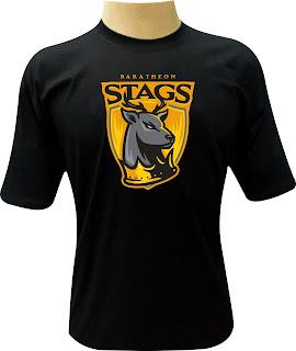 Camiseta Baratheon Stags