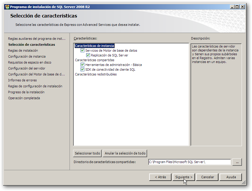 Instalacion de SQL Server 2008 R2 | SQL Basico
