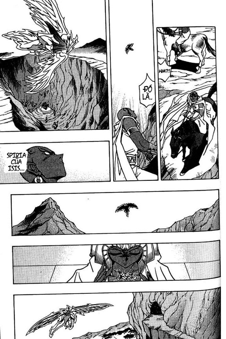 YuGi Oh – Vua Trò Chơi chap 312 Trang 3