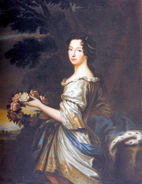 Duchessa Anna Maria, moglie di Vittorio Amedeo II duca di Savoia