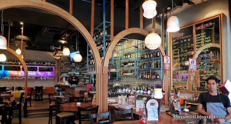 Best spanish restaurant kuala lumpur