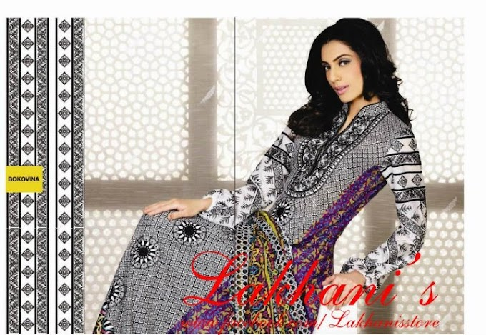 La Femme ~ Lakhani Exclusive Embroidered lawn 2012 | La Femme 2012 By Lakhani